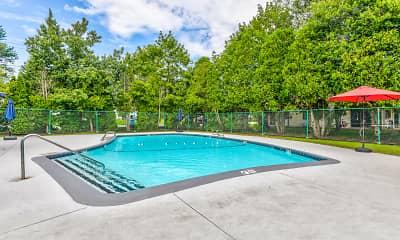 Pool, Hidden Brook Apartment Homes, 1