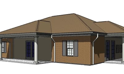 Building, Cottages at Indian Creek, 2