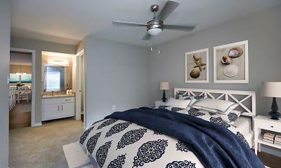 Bedroom, Bayside Arbors of Clearwater, 1
