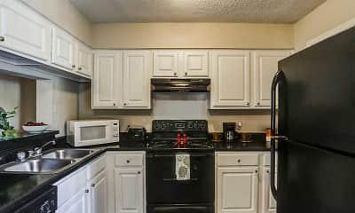 Kitchen, Jamesbridge, 1