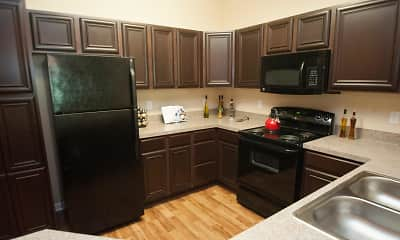Kitchen, The Enclave at Pamalee Square, 1