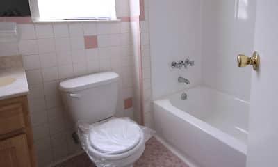 Bathroom, Cedar Lane, 2