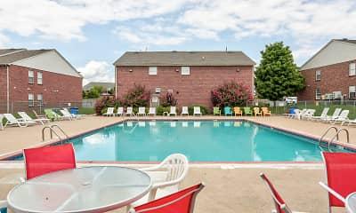 Pool, Village Crest, 2