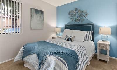 Bedroom, Del Mar Terrace, 1