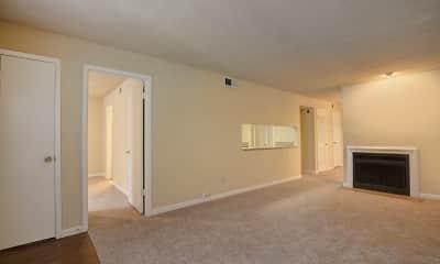 Living Room, Landmark at Lyncrest Reserve Apartment Homes, 2
