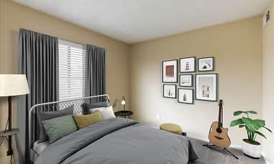 Bedroom, Casa Valley Apartments, 2