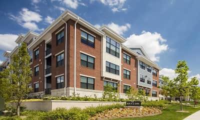 Building, Avalon Princeton, 2