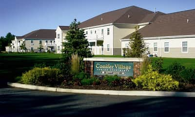 Community Signage, Conifer Village at Patchogue, 1