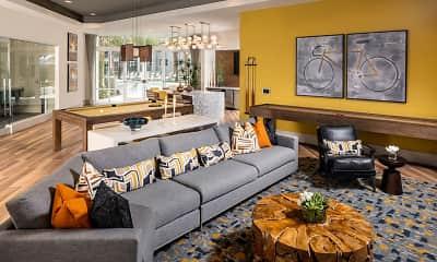 Living Room, Broadstone Viridian, 0