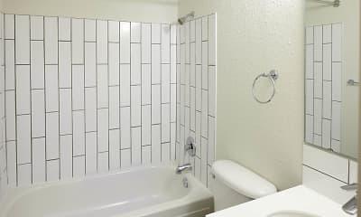 Bathroom, Cleopatra, 2