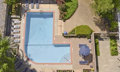 Pool, Senate Plaza, 0