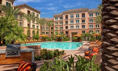 Pool, Santa Clara Square, 0