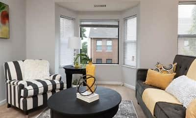 Living Room, City Side, 1