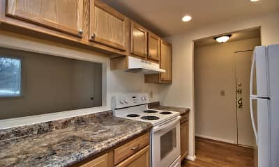 Kitchen, Applewood Acres, 1