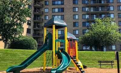 Playground, Plaza Towers Apartments, 2
