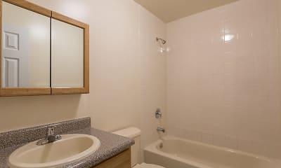 Bathroom, Kentwood Village, 2