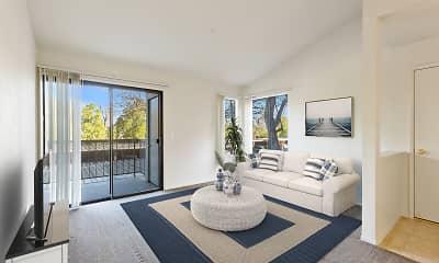 Living Room, Lakeshore, 1
