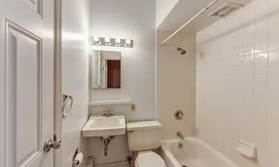 Bathroom, Salutaris House, 2