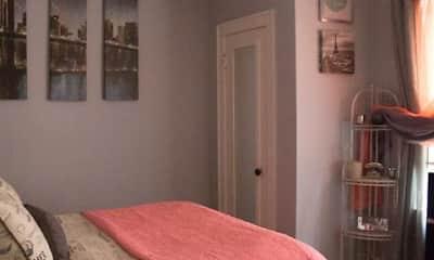 Bedroom, Tudor Manor, 2