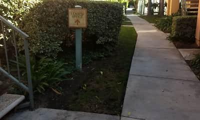 Community Signage, Portofino Apartments, 2