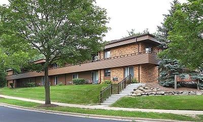 Building, Cedar Ridge, 2