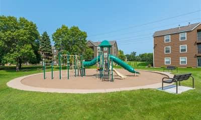 Playground, Mallard Ridge, 2