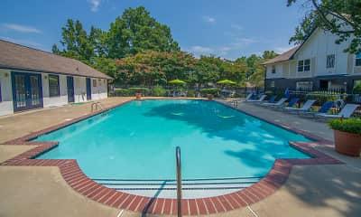 Pool, TEN35 Gateway, 1
