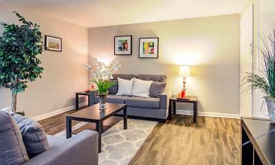 Living Room, Bradford Ridge, 1
