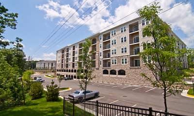 Building, Kensington Place Apartments, 0