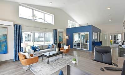 Living Room, The Harper, 0