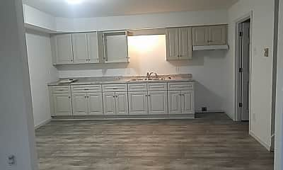 Kitchen, Jackson Apartments, 2