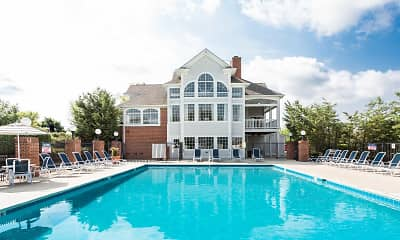 Pool, Sundance Apartments, 0