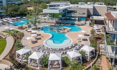 Pool, The Village Dallas, 1