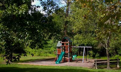 Playground, Bridle Path Woods, 2