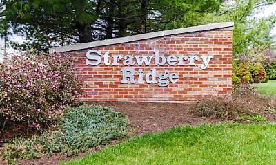 Community Signage, Strawberry Ridge Apartments, 2