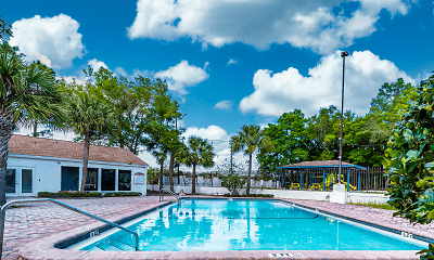 Pool, Red Bay Apartments, 0