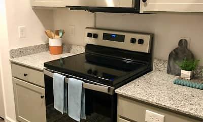 Kitchen, Bellamy Carrollton, 1
