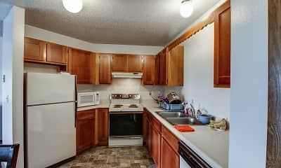 Kitchen, Walnut Ridge, 2