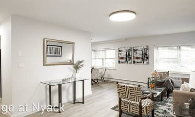 Living Room, River Edge at Nyack, 1