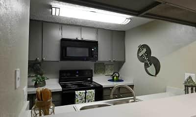 Kitchen, The Gardens, 1