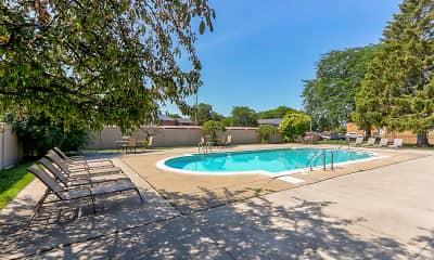 Pool, Madison Park, 0