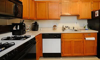 Kitchen, Andrews Corner, 2