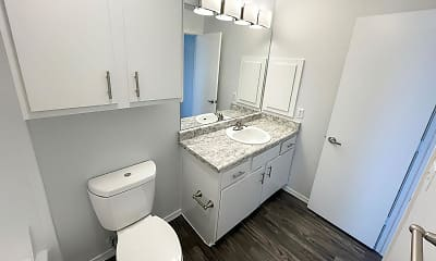 Bathroom, The Reserve at Star Pass, 2