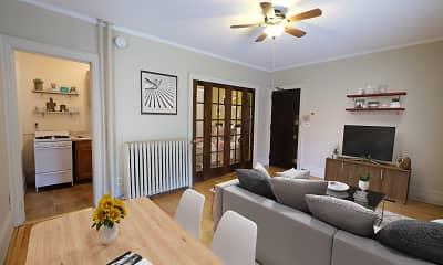 Living Room, Kleinman Linden Hills, 0