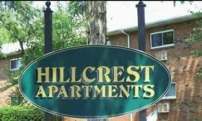 Building, Hillcrest Apartments, 2