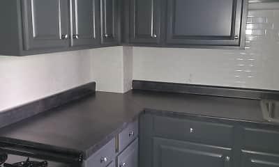 Kitchen, Historic Greentree Loft Apartments, 2