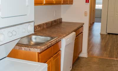 Kitchen, Lighthouse Hill Apartments, 2