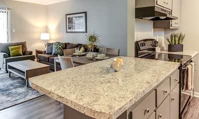 Kitchen, Meadow Pointe Apartments, 0