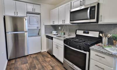 Kitchen, Eagle's Crest Apartments, 0