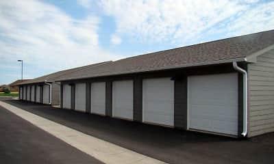 Building, Roosevelt Estates, 2